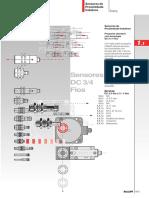 Balluff_Sensores Indutivos DC 3 Ou 4 Fios (BR)
