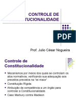 14 Controle de Constitucionalidade
