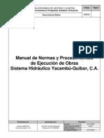 0804 Ejecucion Obra Manuales