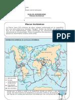 GUIA Placas Tectonicas