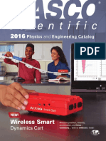Catálogo Pasco Scientific 2016 MAX EIRL