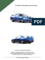 Nissan Skyline GT-R R34 - Tutto Quello Che Dovete SapereITA V1.5.0