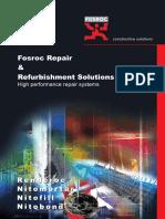 Fosroc Repairs Brochure