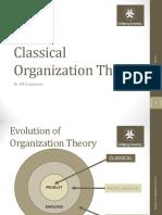 Lecture2.ClassicalOrganizationTheory