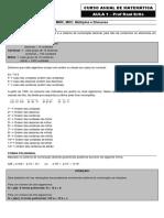 AULA 1 - MMC, MDC, Múltiplos e Divisores - Frente 1 - Versão 1