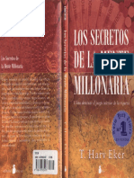 Los Secretos de La Mente Millonaria - T Harv Eker