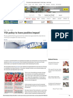 'FDI Policy to Have Positive Impact' _ North, News - India Today
