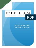 Excelleum - Script Book