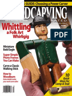 WoodCarving Illustrated 047 (Summer 2009)