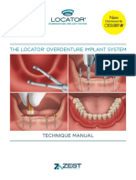 Locator Overdenture Implant System Manual_INST1247