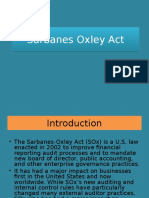 Sarbanes Oxley Act-Pertemuan 2