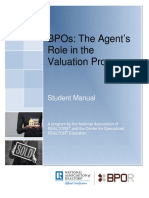 NAR Course BPOR Student Manual