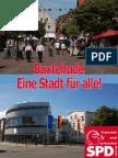 """Wahlprogramm """"Buxtehude-Eine Stadt für alle!"""""""