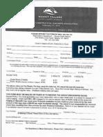 MCTA Shanty Creek Registration