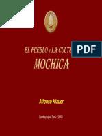 Klauer, Alfonso - El pueblo y la cultura Mochica 2, Origenes