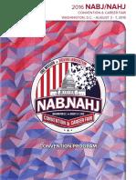 2016 NABJ Convention Program