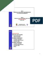 Aspectos Teoricos (hidrogeologia)