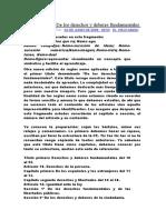 Aprender Constitucion Española