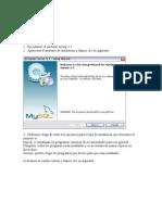 Reporte MySQL