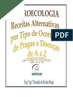 AGROECOLOGIA - CONTROLE ALTERNATIVO DE PRAGAS E DOENÇAS DE A a  Z.pdf