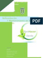 Habilitacion Areas Verdes