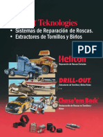 Catalogo Helicoil Mexico