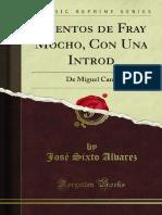 Cuentos de Fray Mocho Con Una Introd 1400002185