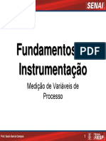 Instrumentação (2009) [Prof. Saulo] 1.2 - FI - Slides