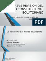 Breve Revision Del Modelo Constitucional Ecuatoriano Bogota