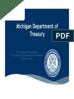 Treasury State House Presentation