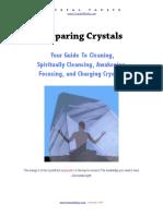 Preparing Crystals