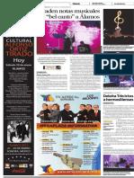 Jornal de Alamos Programação Festival
