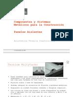 Paneles TERNIUM Tecnicas DIC09 Rev81