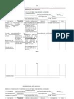 Planificacion de Atencion Al Publico Julio 2016