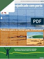 Surf na Vila de Regência Augusta será prejudicado com implantação do Porto Norte Capixaba