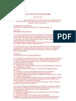 Lei nº 11 carreira do funcionário publico