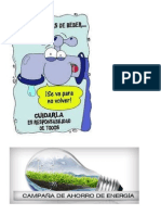 Campaña de Ahorro de Agua y Energía