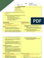 fsl- unit plan