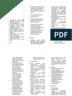 Leaflet Rehabilitasi Medis