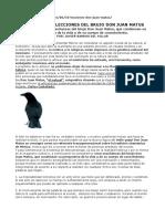 11 Indelebles Lecciones Del Brujo Don Juan Matus.docx_copia