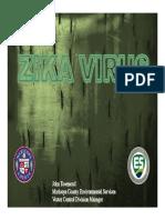Maricopa County Zika Report