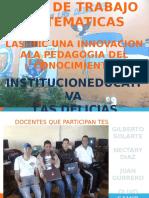 Innovando Estrategias Lúdico Pedagogicas en El Area De