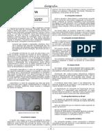 Geografia Apostila Ibge Técnico Concurso