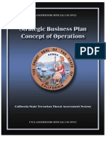 California STTAS Concept of Operations