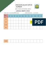 Jadual Sekolah Kebangsaan Jalan Datuk Kumbar