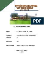 Colegio Toriobio de Mogrovejo.colegio