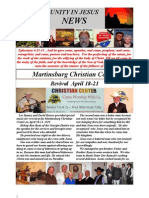 Unity Newsletter 5