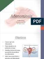 20.- Adenomiosis