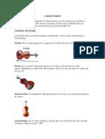 Instrumentos Banda Sinfonica