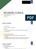 Embarazo Ectopico HCV UNAB 2016